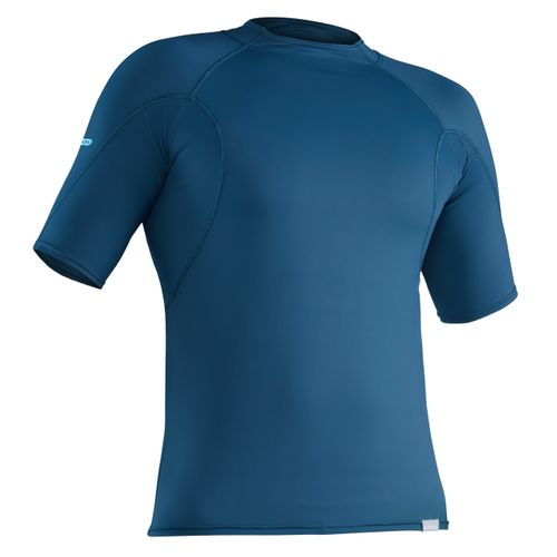 NRS Men's H2Core Rashguard Short-Sleeve Shirt - Closeout
