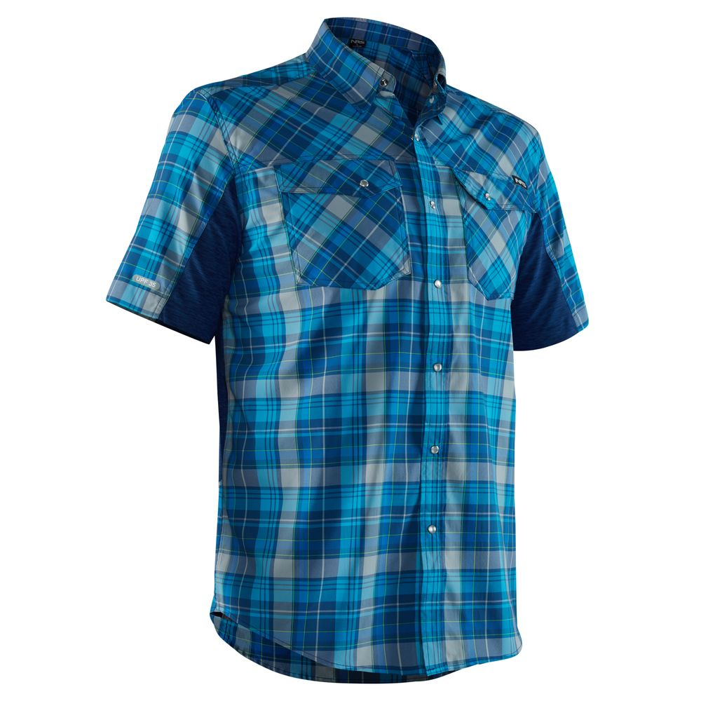 Image for NRS Men's Short-Sleeve Guide Shirt (Used)