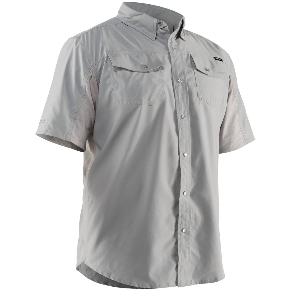 Image for NRS Men's Short-Sleeve Guide Shirt - Closeout