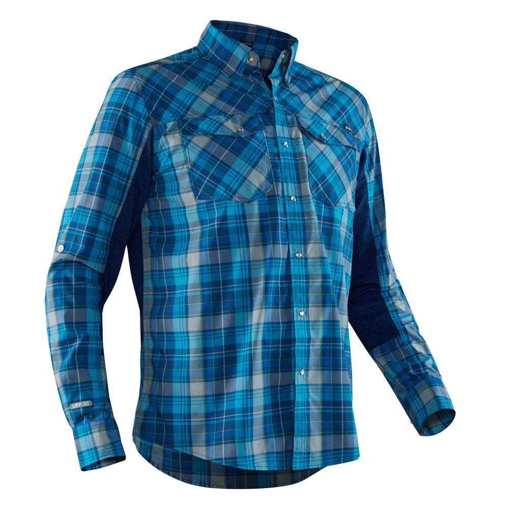 NRS Men's Long-Sleeve Guide Shirt - Closeout
