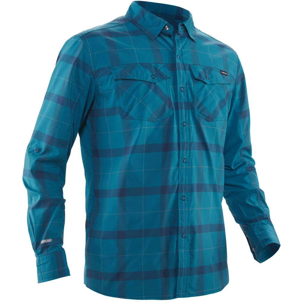 Image for NRS Men's Long-Sleeve Guide Shirt