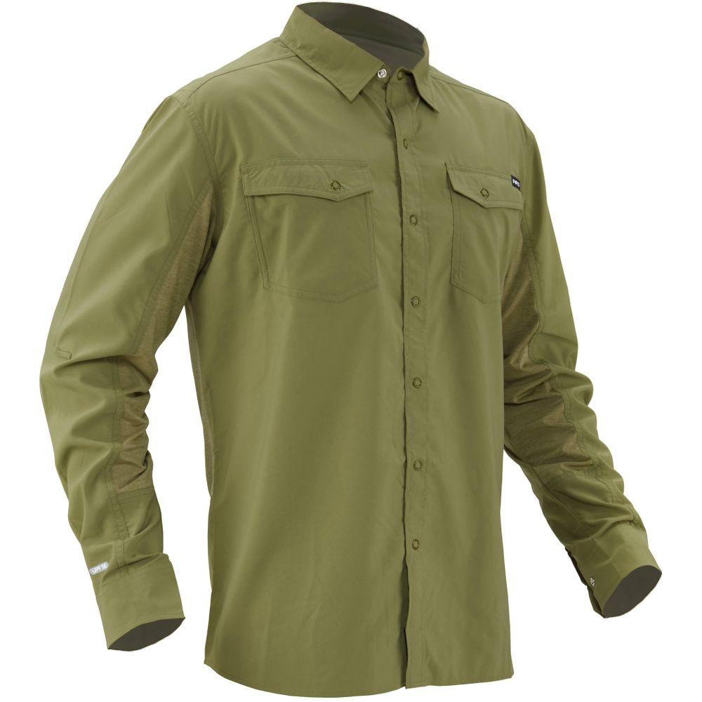Image for NRS Men's Long-Sleeve Guide Shirt