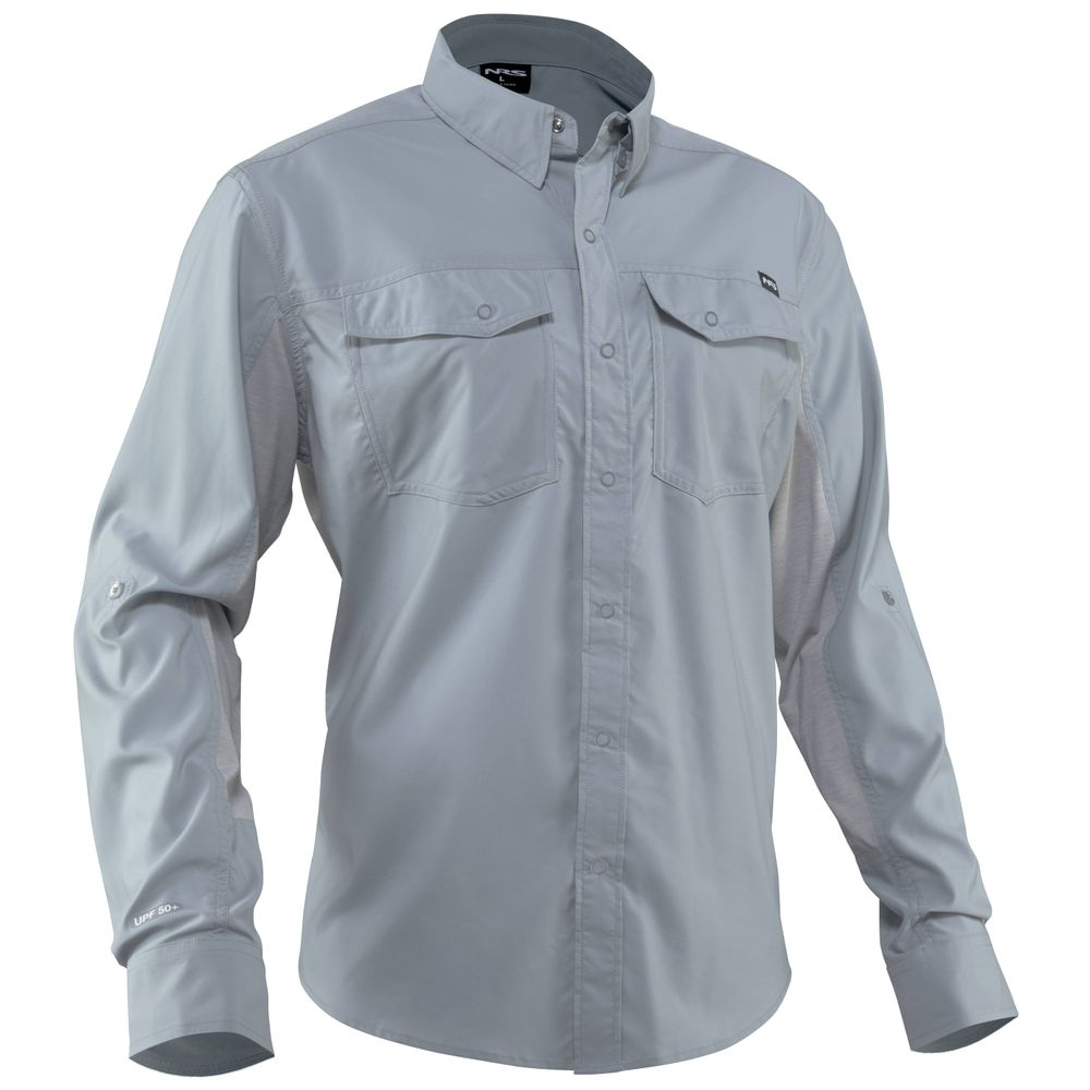 Image for NRS Men's Long-Sleeve Guide Shirt (Used)