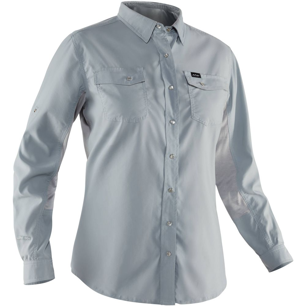 Image for NRS Women's Long-Sleeve Guide Shirt (Used)