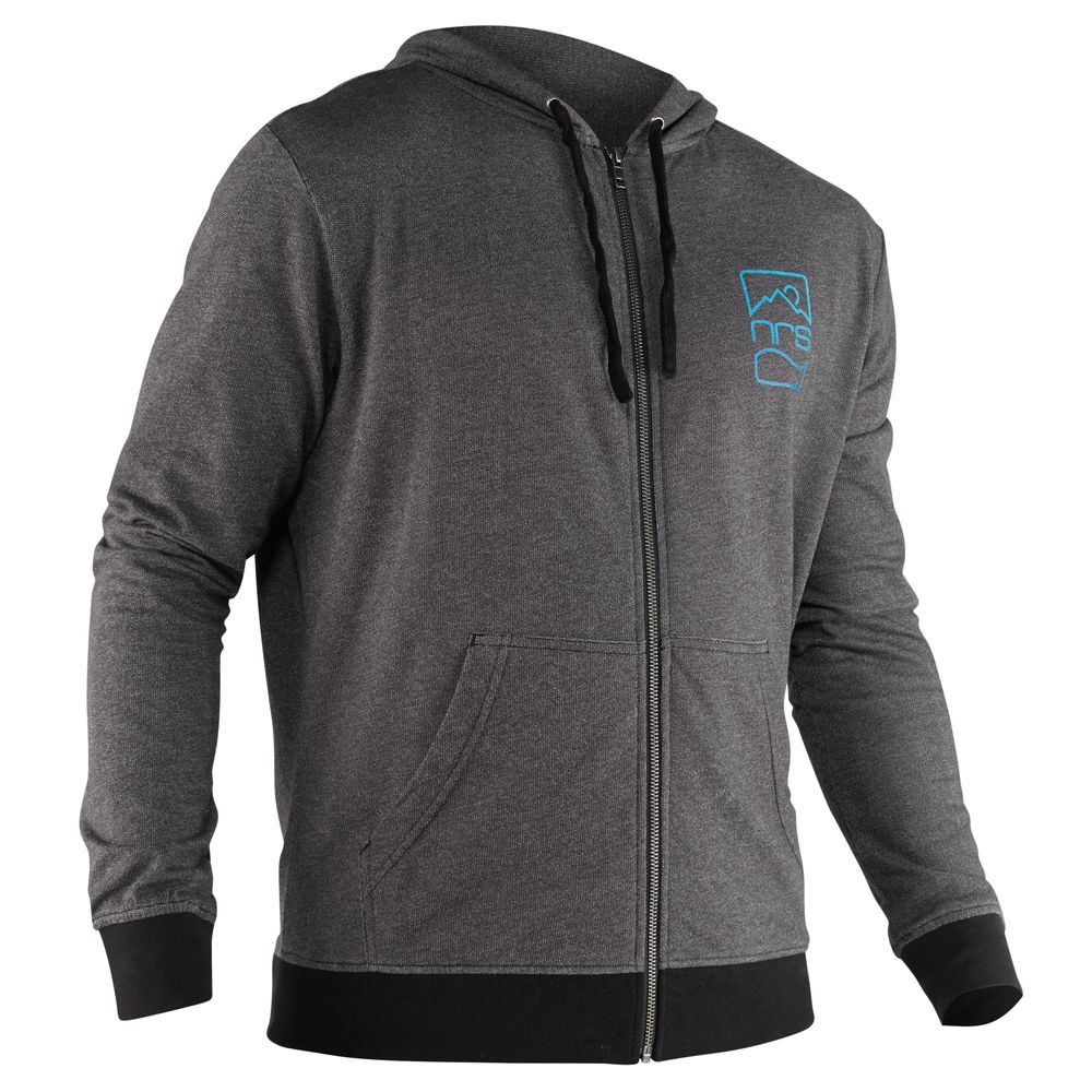 Image for NRS Men's Badge Logo Hoodie