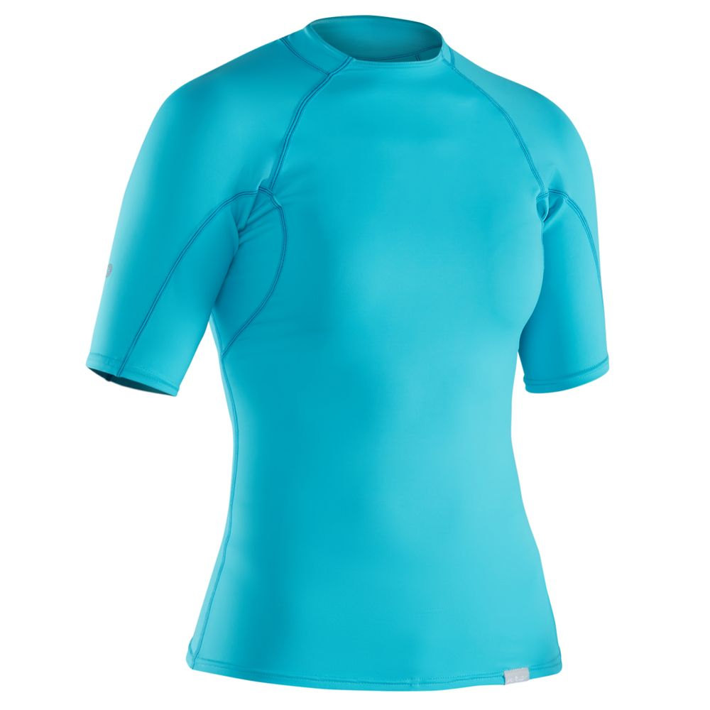 NRS Women's H2Core Rashguard Short-Sleeve Shirt - Closeout