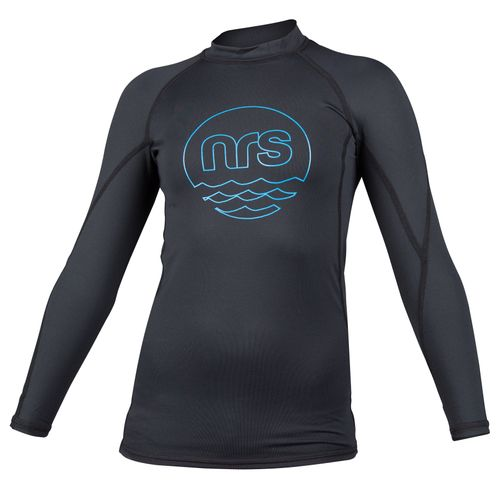 NRS Kid's Rashguard Long-Sleeve Shirt - Closeout