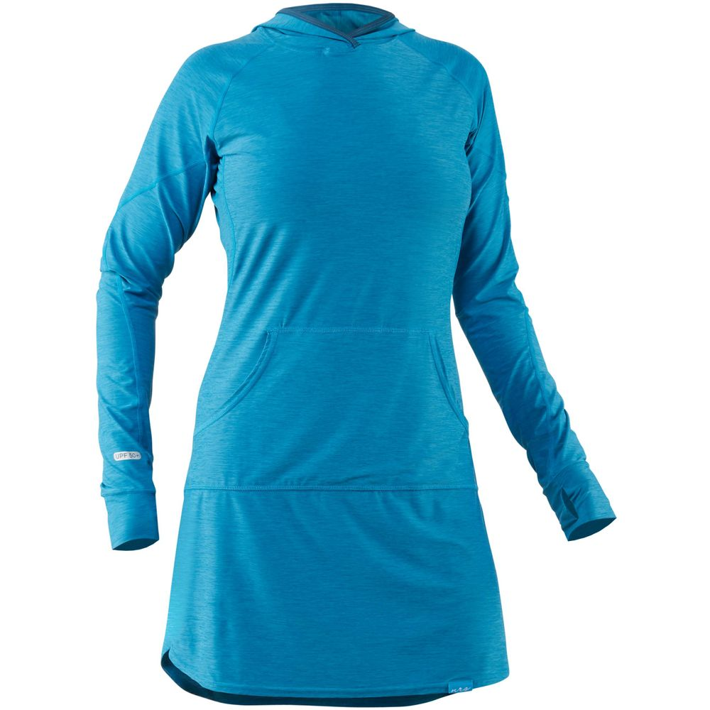 Image for NRS Women's H2Core Silkweight Hoodie Dress