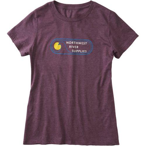Image for NRS Women's Retro T-Shirt