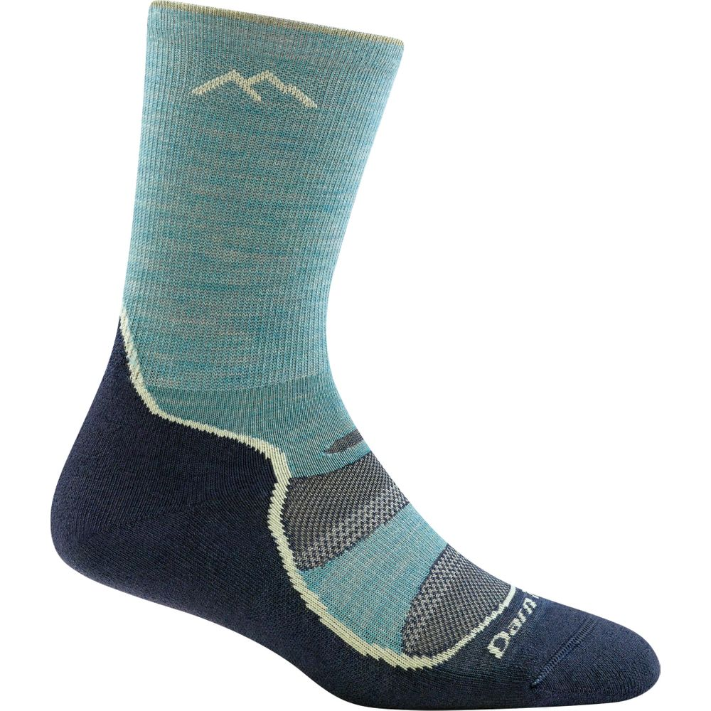 Image for Darn Tough Women's Light Hiker Micro Crew Light Cushion Sock