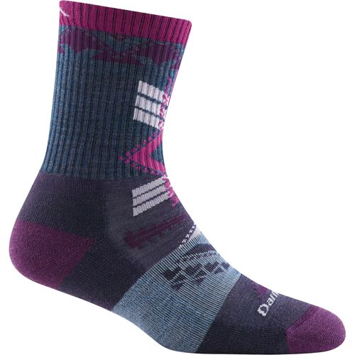 Image for Darn Tough Women's Kaleidoscope Micro Crew Cushion Sock