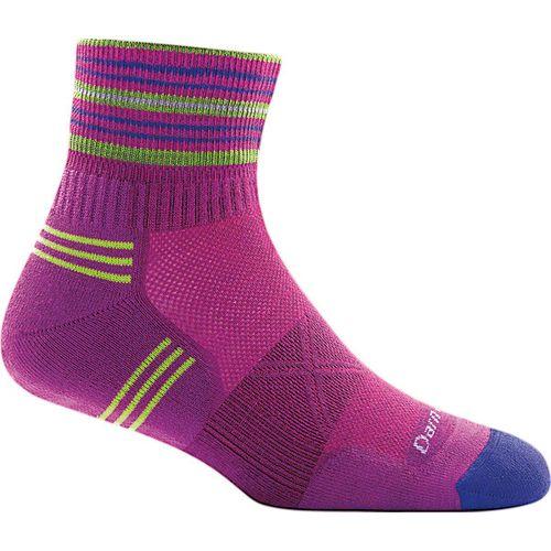 Image for Darn Tough Women's Vertex 1/4 Ultra-Light Sock - Closeout