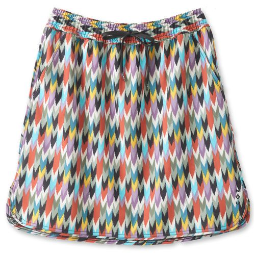 Image for Kavu Women's Ixtapa Skirt