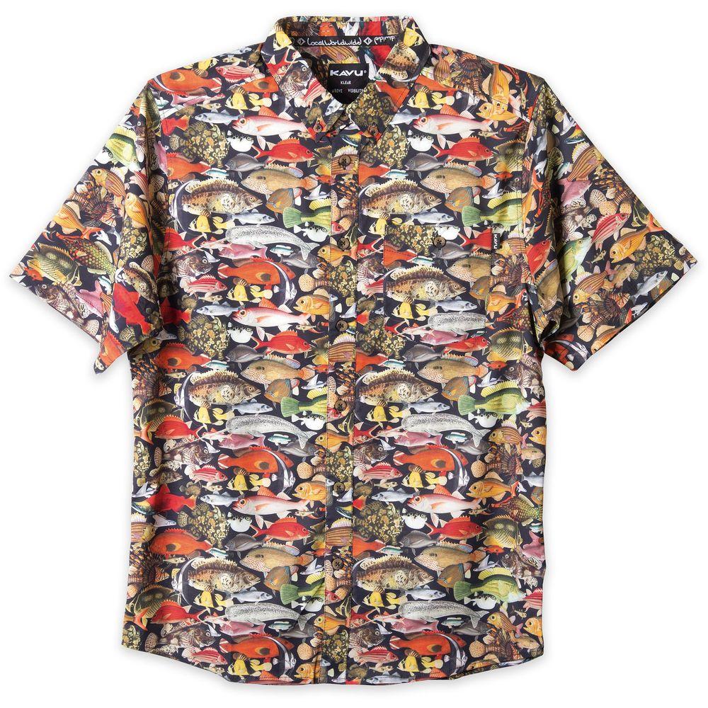 Image for Kavu Men's River Wrangler Shirt