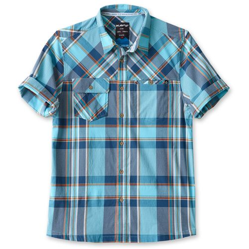 Image for Kavu Men's Boardwalk Shirt - Closeout