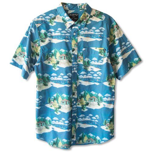 Image for Kavu Men's The Jam Shirt