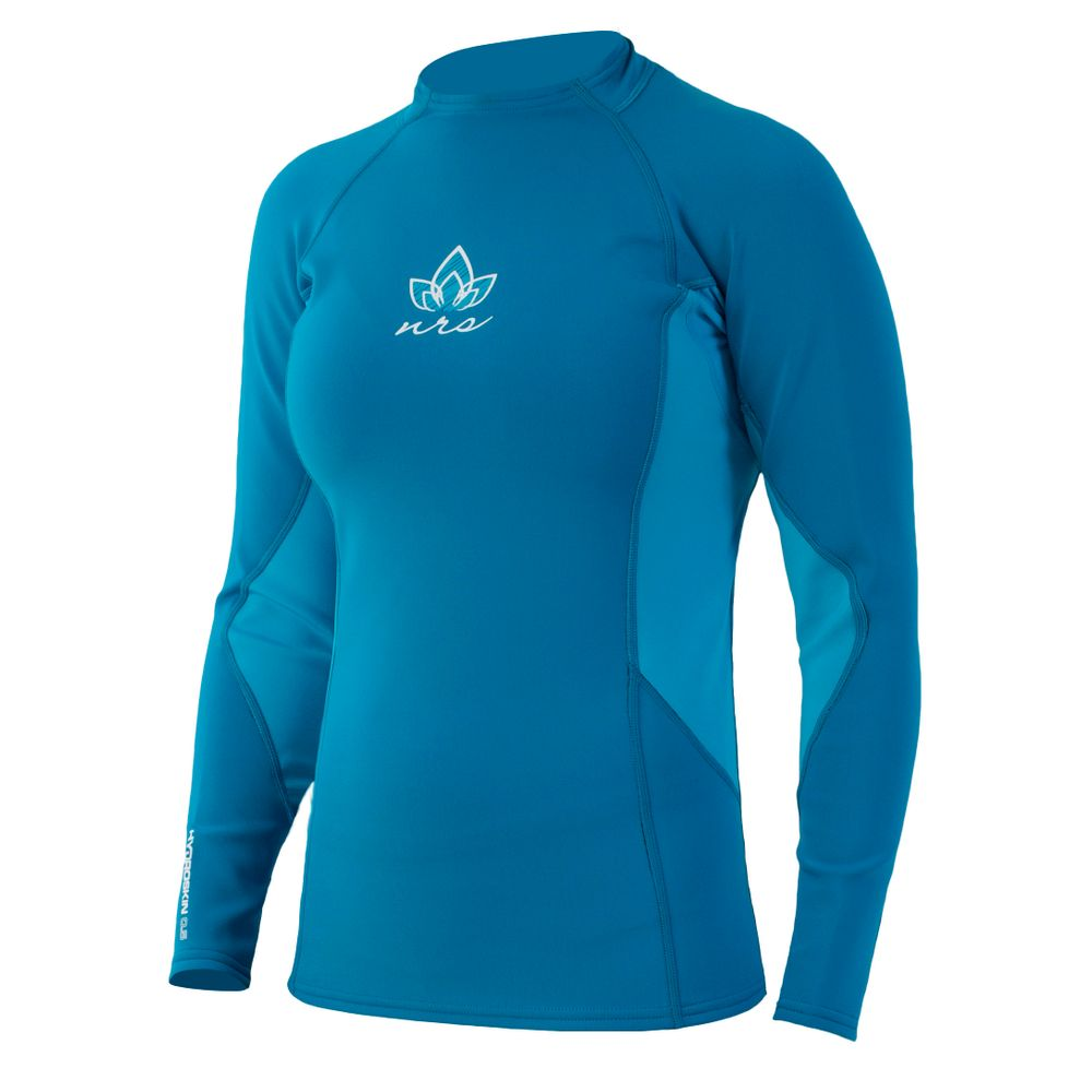 NRS Women's HydroSkin 0.5 Long-Sleeve Shirt - 2015 Closeout