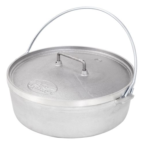 "Image for GSI 10"" Aluminum Dutch Oven"