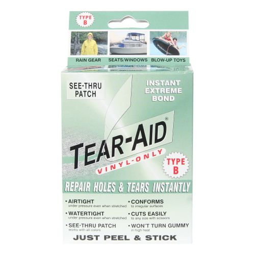 Image for Tear-Aid Patch - Type B