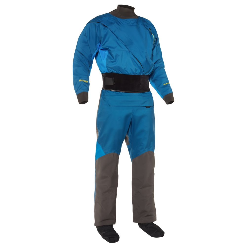 Image for NRS Men's Crux Drysuit (Used)