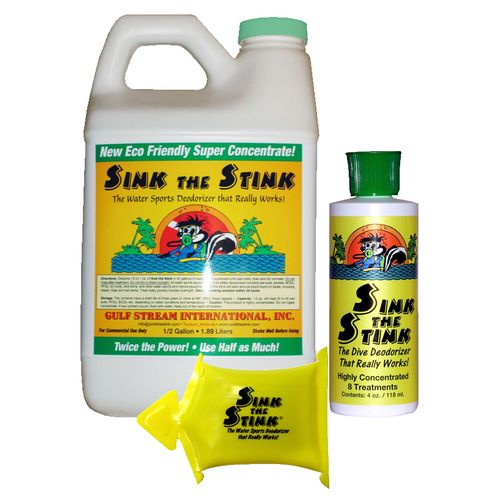 Image for Sink The Stink Gear Deodorizer