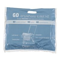 Image for Cleanwaste WAG Bags