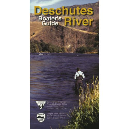 Image for Deschutes River-Boaters Guide