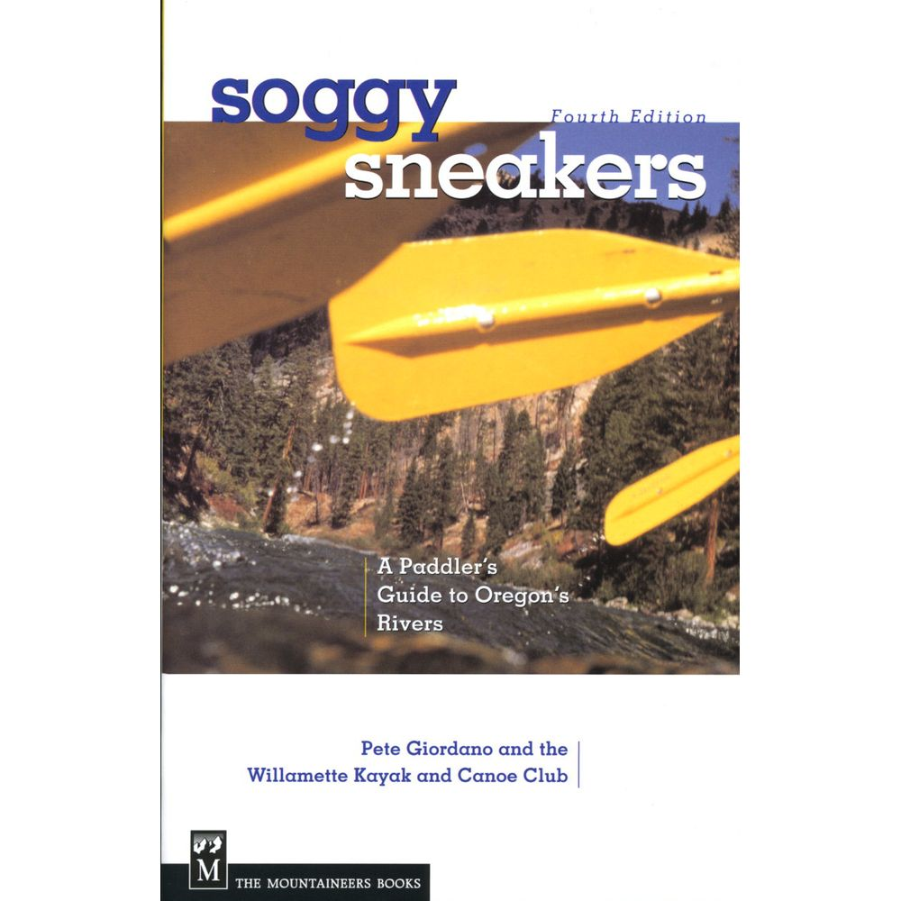 Image for Soggy Sneakers - Oregon Rivers Book