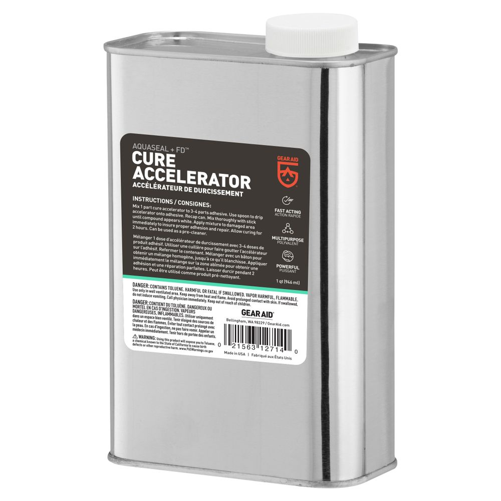 Image for Gear Aid Aquaseal FD Cure Accelerator & Cleaner