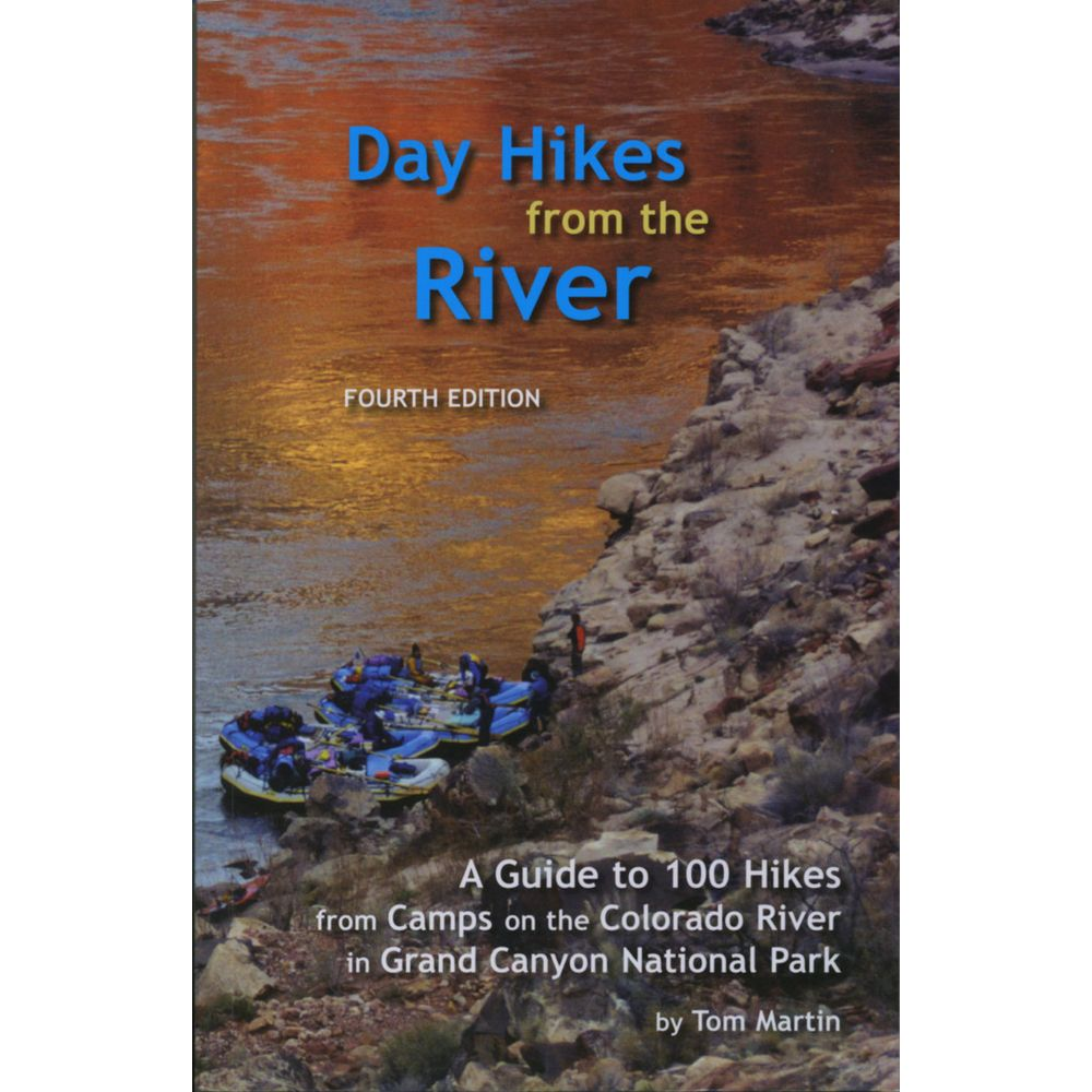 Image for Day Hikes from the River 4th Ed. Book