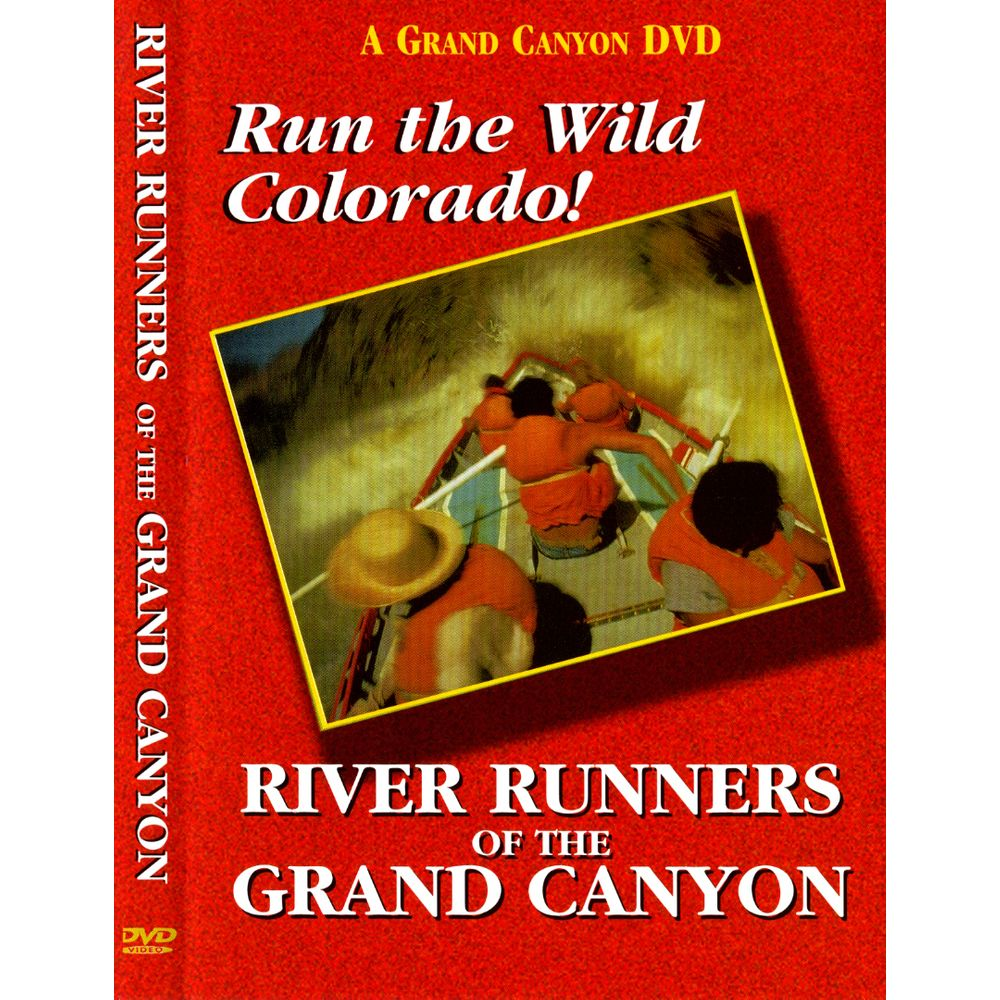 Image for River Runners Grand Canyon DVD