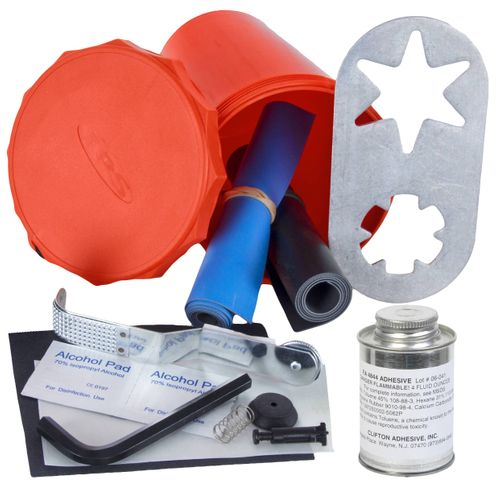 Image for NRS Pennel Orca Cataraft Repair Kit