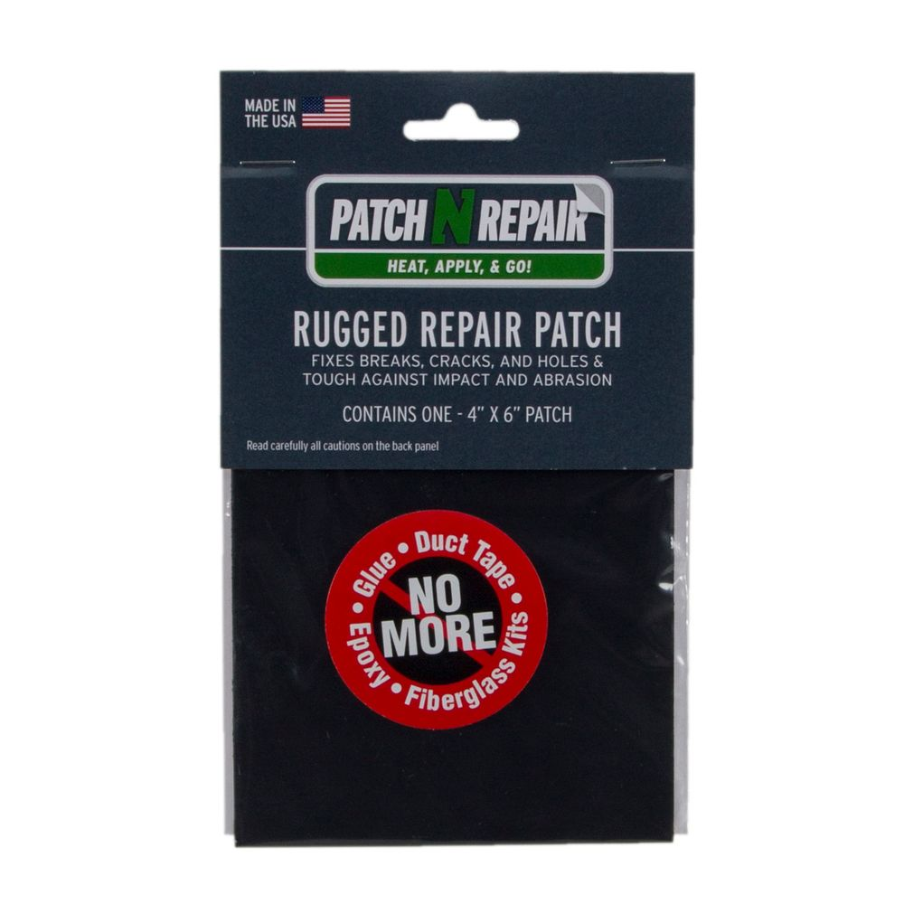 """Image for PatchNRepair 4"""" x 6"""" Repair Patch"""
