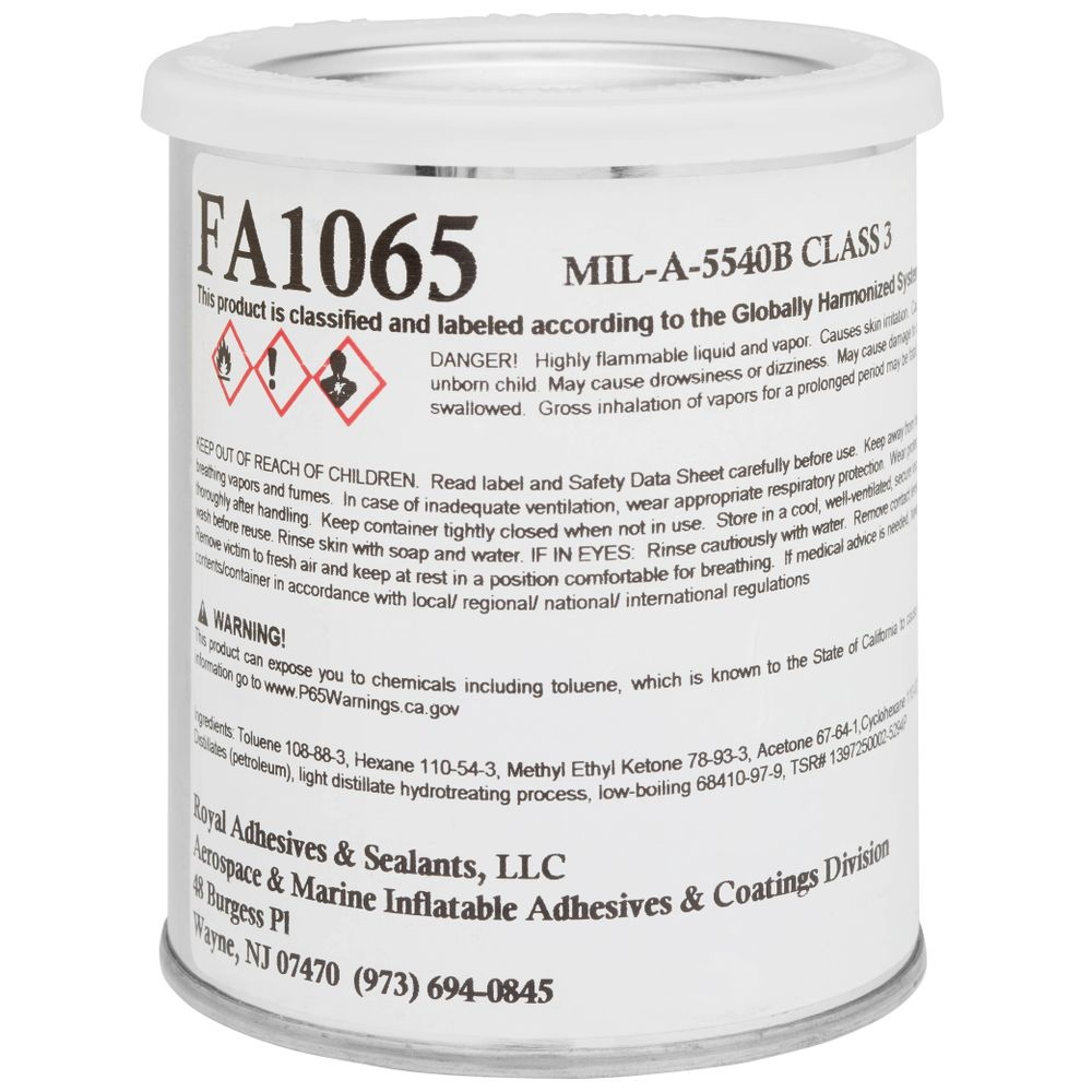 Image for Clifton Hypalon (Shore) Adhesive FA 1065