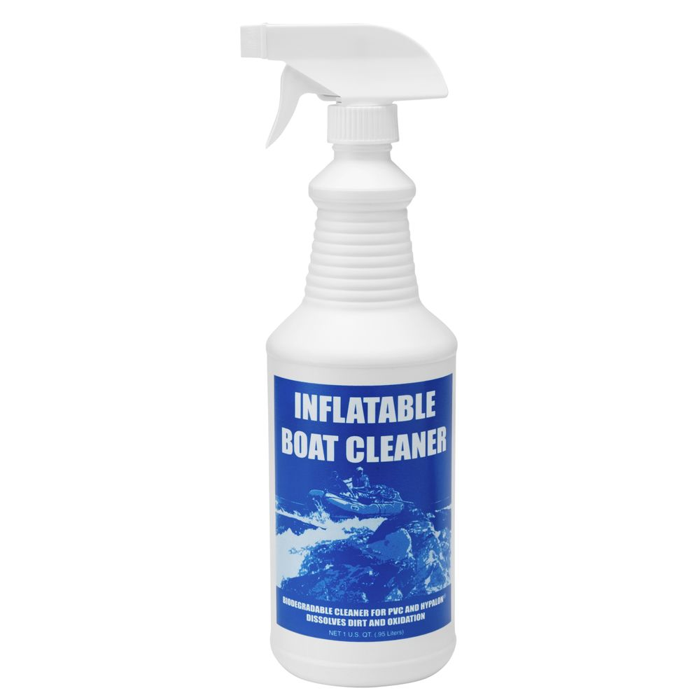 Image for Inflatable Boat Cleaner