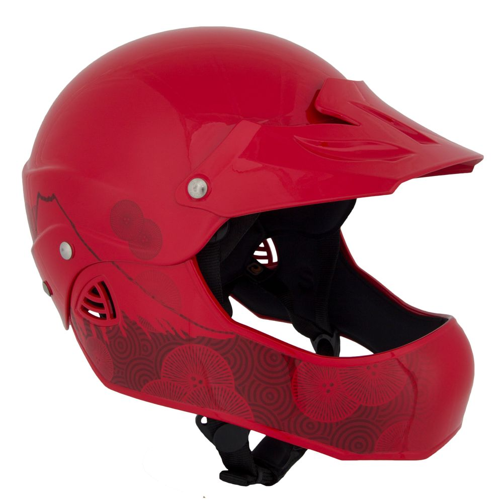 Image for WRSI Moment Fullface Helmet Without Vents (Used)