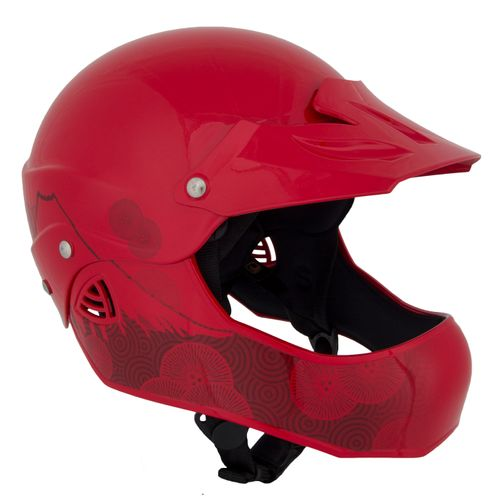 Image for WRSI Moment Fullface Helmet Without Vents - Closeout