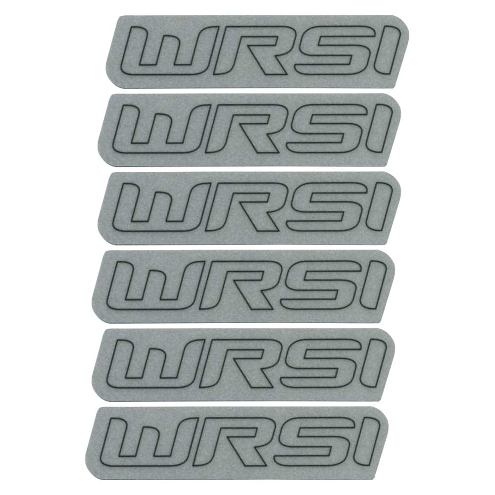 Image for WRSI Reflective Sticker Set