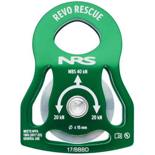 """Image for NRS Revo Rescue 2"""" Pulley"""