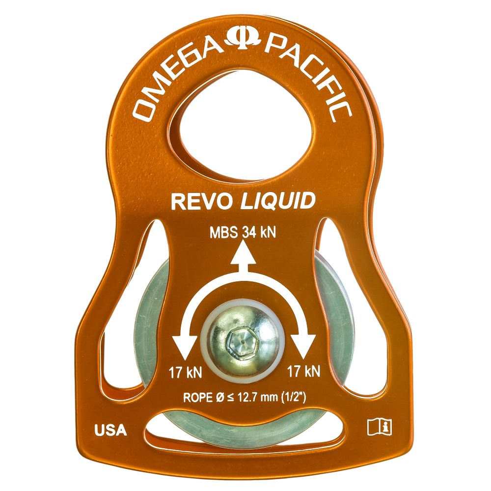 """Image for Omega 2"""" Liquid Pulley"""