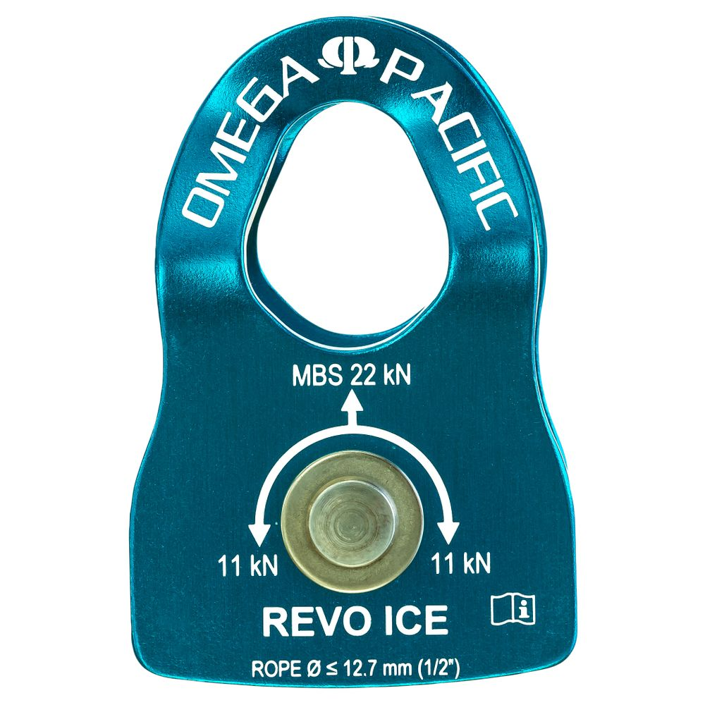 "Image for Omega 1"" Ice Pulley"
