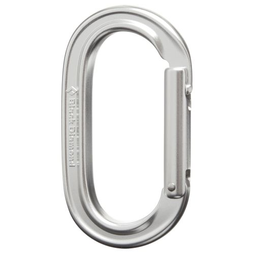 Image for Black Diamond Oval Keylock Carabiners