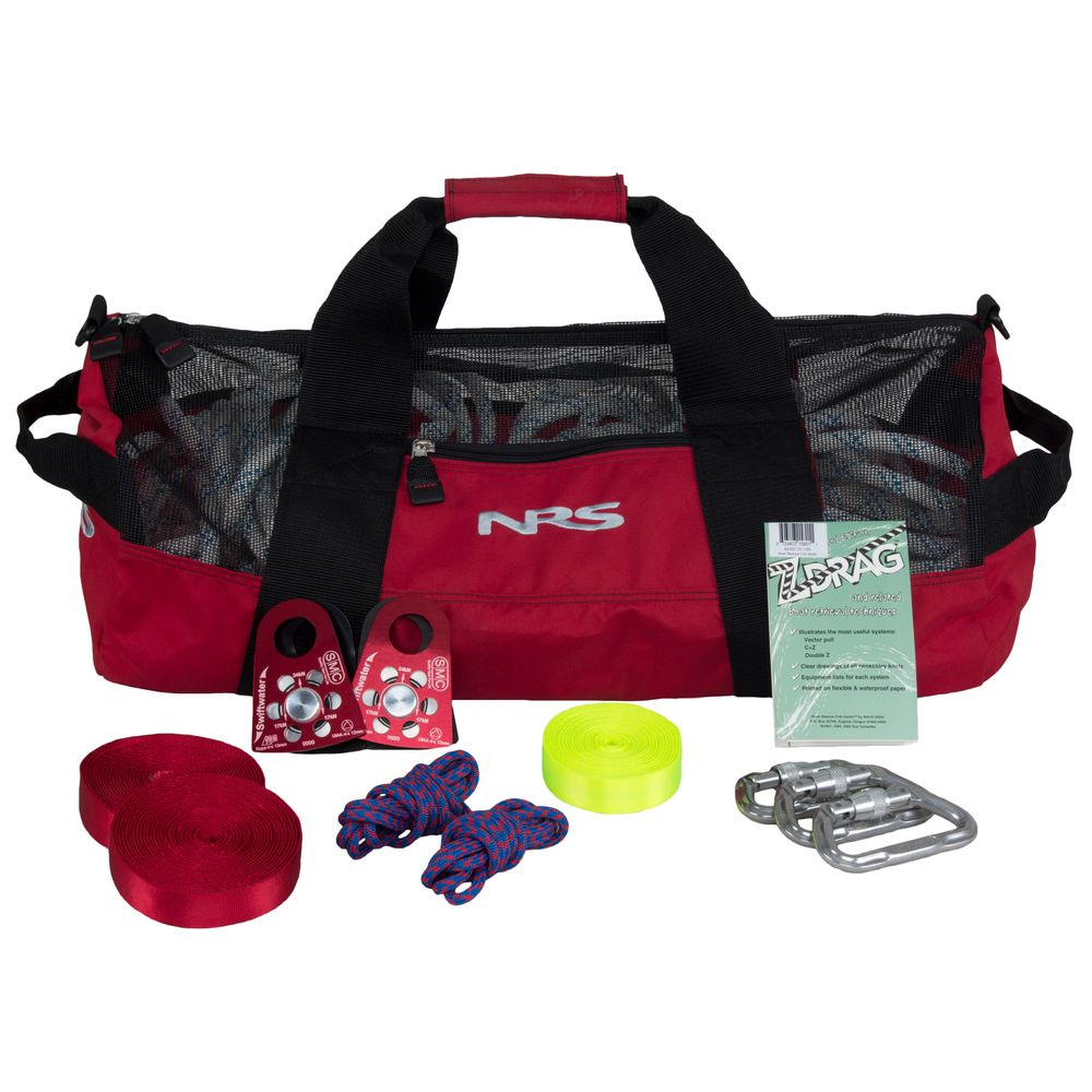 Image for NRS Z-Drag Kit with Purest Duffel Bag