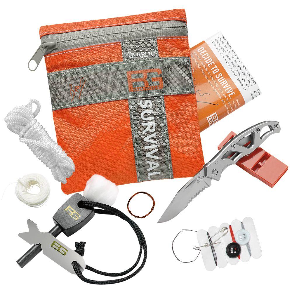 Image for Gerber Bear Grylls Survival Kit