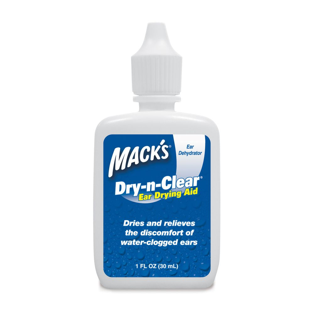 Image for Mack's Dry-n-Clear Ear Dry Aid
