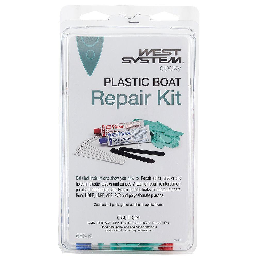 Image for G/flex 655-K Plastic Boat Repair Kit