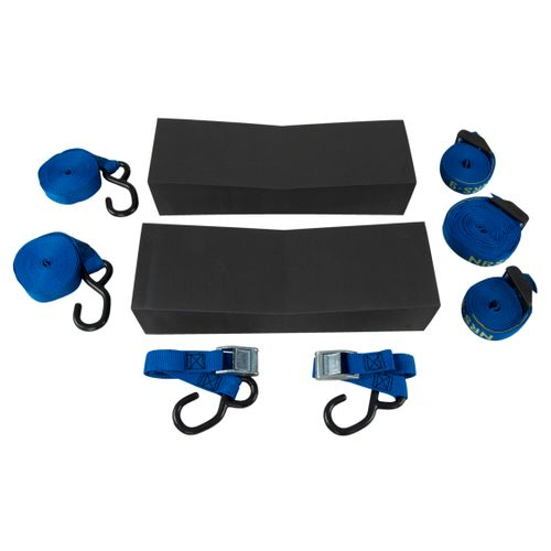 Image for Deluxe Kayak Car Rack Kit