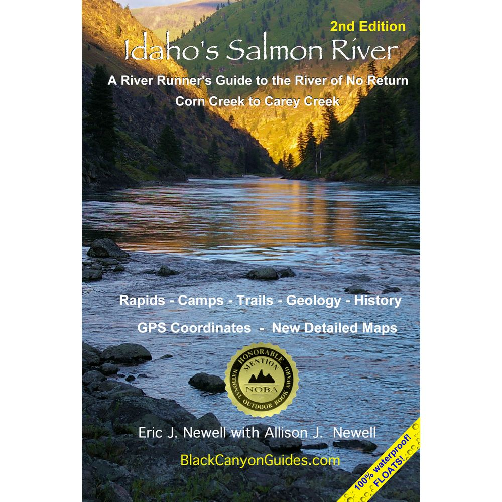 Image for Idaho's Salmon River Guide Book 2nd Ed.