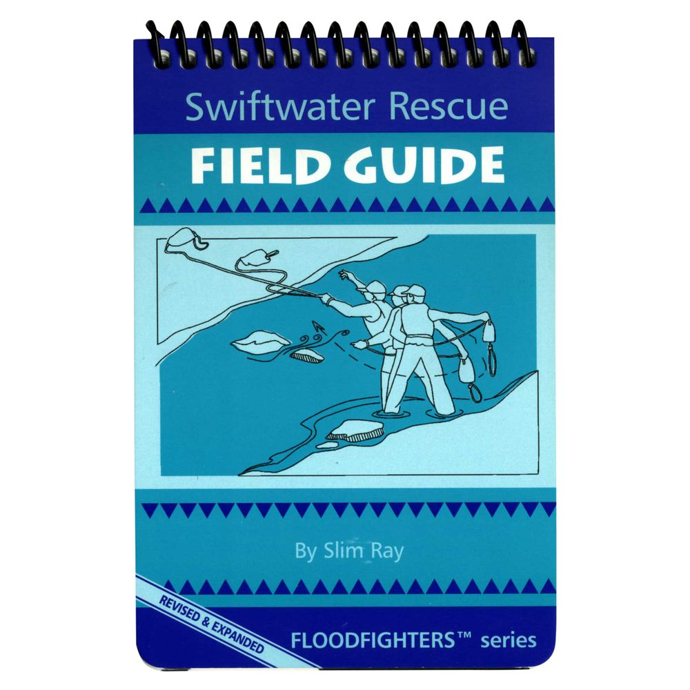 Image for Swiftwater Rescue Field Guide Book