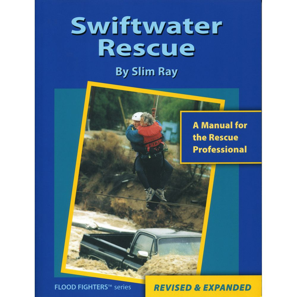 Image for Swiftwater Rescue Book - 2nd Edition
